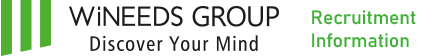 WINEEDS GROUP Discover Your Mind Recruitment Information 2019